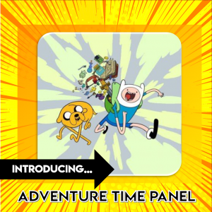 Adventure Time Panel