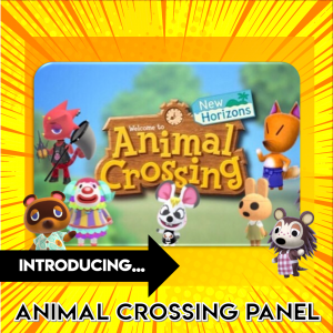 Animal Crossing Panel